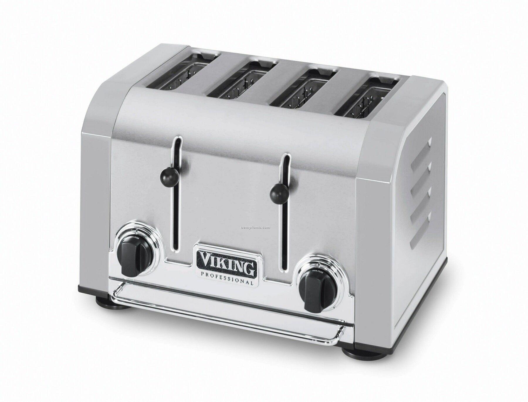 Viking 4 Slot Toaster