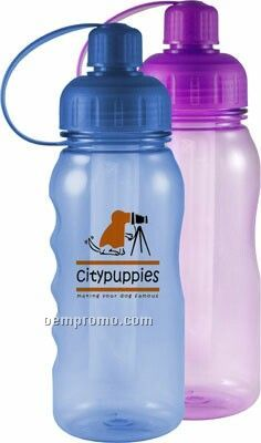 22 Oz. Sport Bottle W/ Freeze Stick