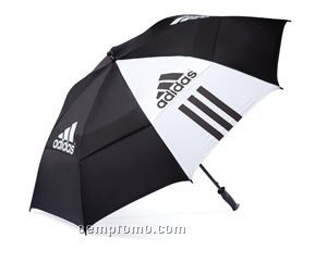 Adidas 64  Auto Open Double Canopy Golf Umbrella  sc 1 st  Oempromo.com & Adidas 64