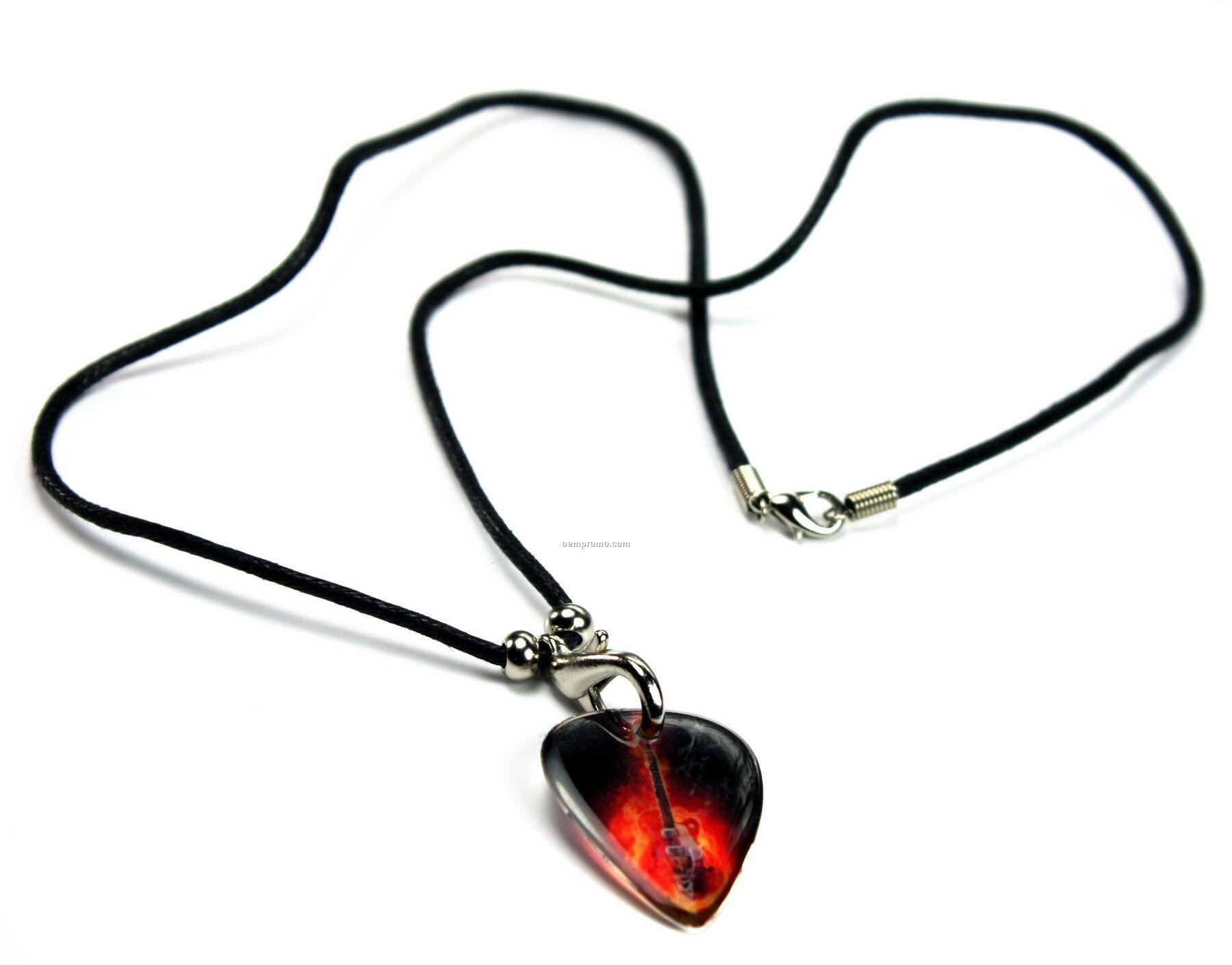 Custom Pick Quick Release Necklace