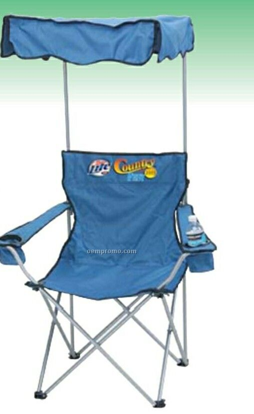 Outdoor Camping/ Folding Chair With Canopy