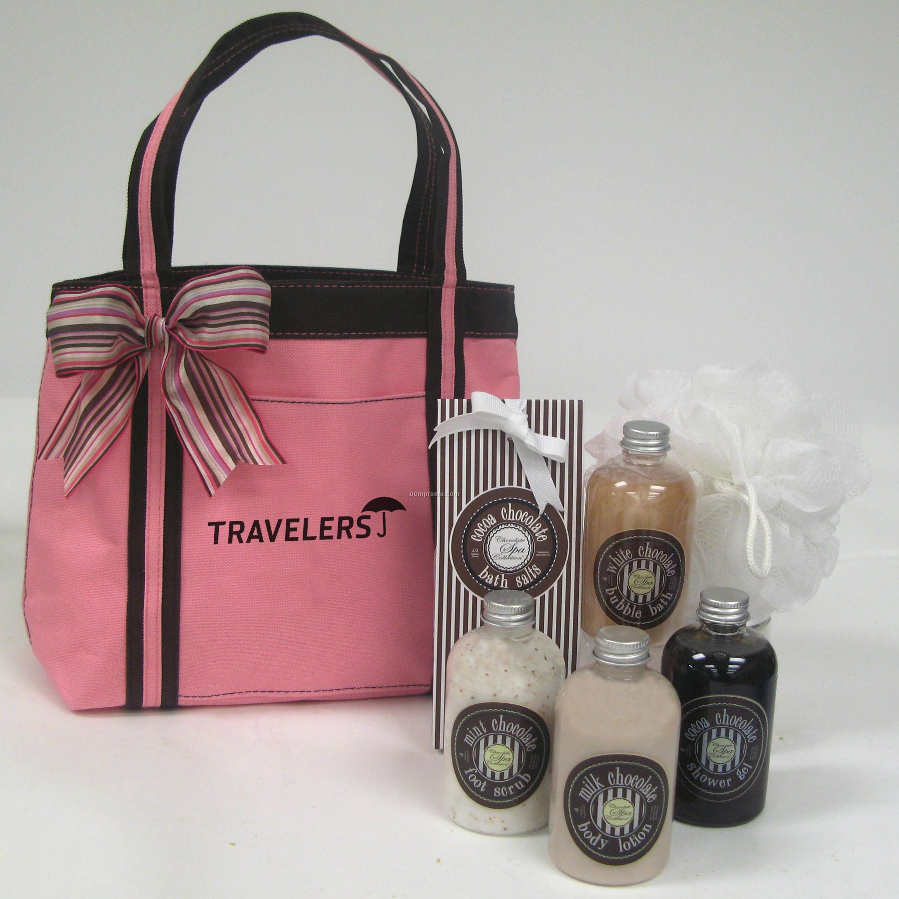 Spa Retreat Tote Gift
