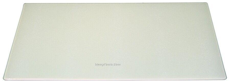 "Personalized Glass Cutting Board 8""X11"""