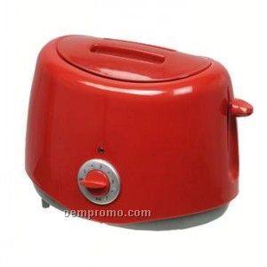 Toaster W/Cover On Top
