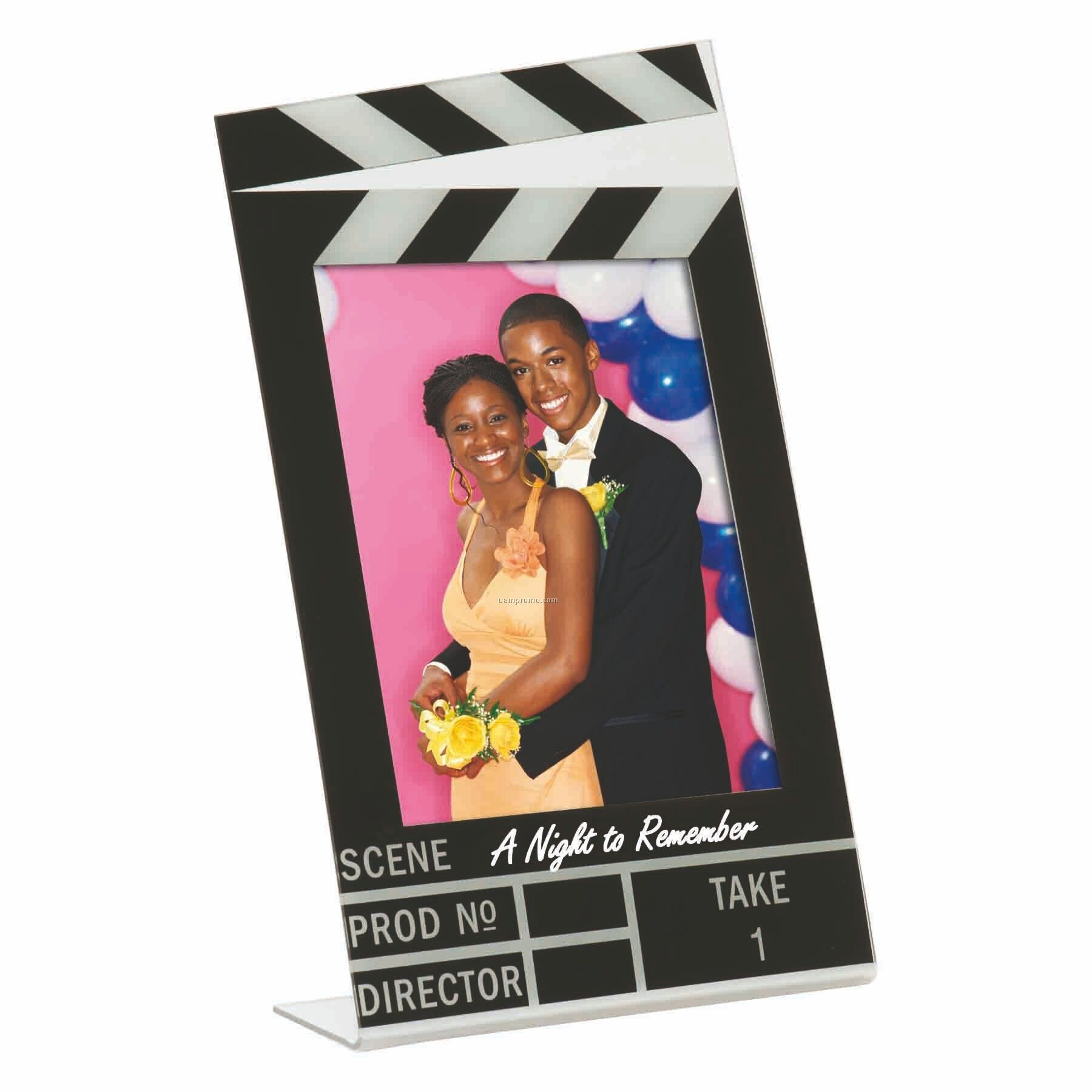 Clapboard Picture Frame