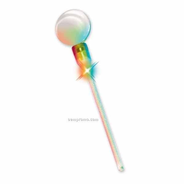 Color Changing LED Light Up Stir Stick