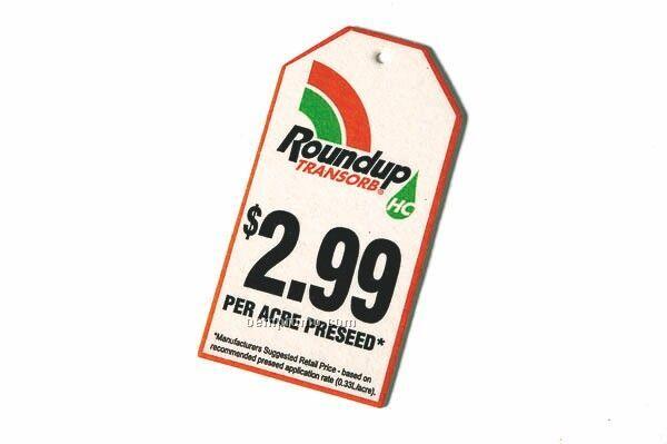 Price Tag Air Freshener