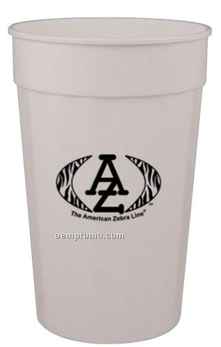 22 Oz. Tall Fluted Stadium Cup