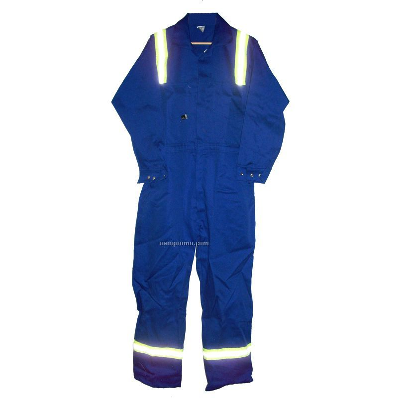 9 Oz. Fr Un-insulated Coverall