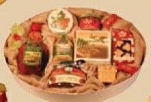 Gold Magic Autumn Gift Set - Syrup/Fruit Spread/Sugar/Pate (Leaves)