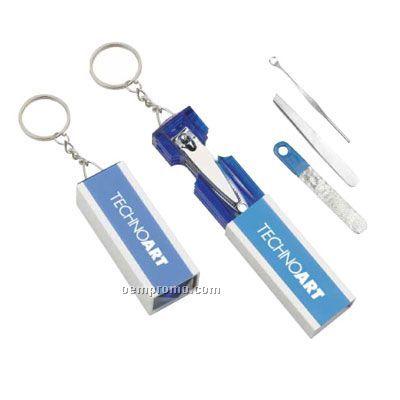 Manicure Set W/ Key Chain
