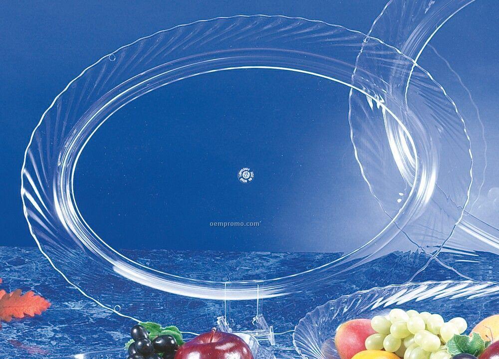 Oval Platter (20