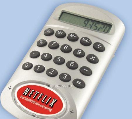 8-digit Full Function Calculator