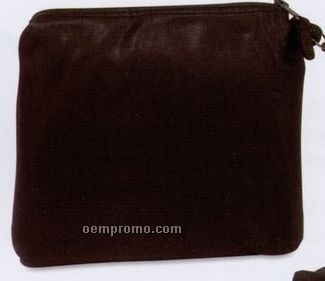 Coskin Valuables Simulated Leather Pouch (Blank)