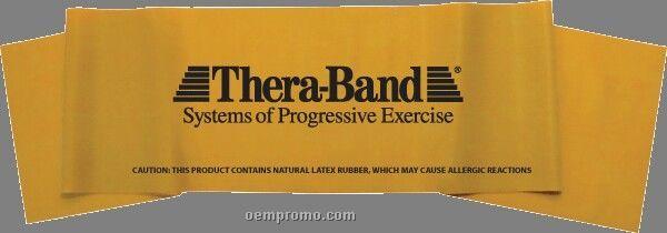 """Thera-band 4' X 5"""" Exercise Band, Maximum"""