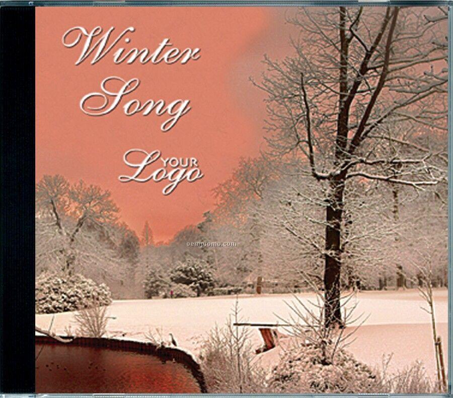 Winter Song Music CD