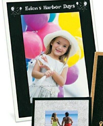 "Black Photo Frame (5""X7"")"