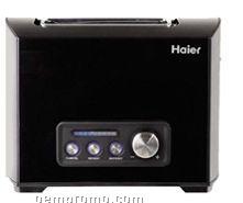 Haier 2 Slot 2 Slice Digital Toaster