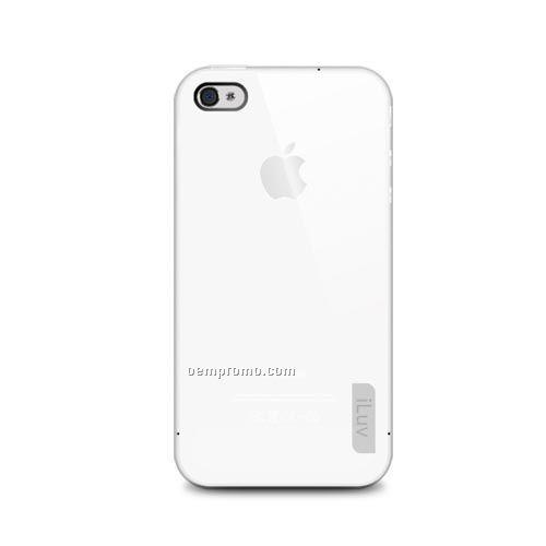 Iluv -flex-gel Case For Iphone 4 Cdma