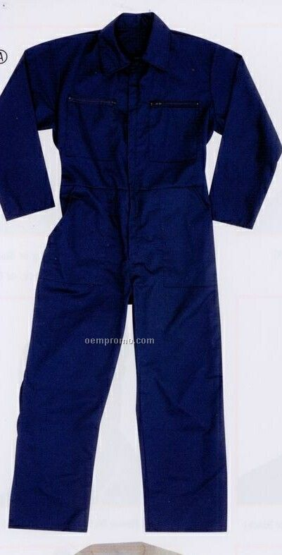 Unlined Coverall (S-2xl)