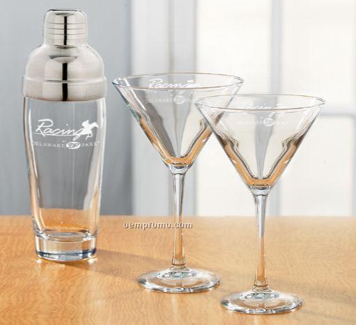 3 Piece Selection Martini Set