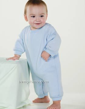 Enza Infant Fleece Coverall (6m-24m)