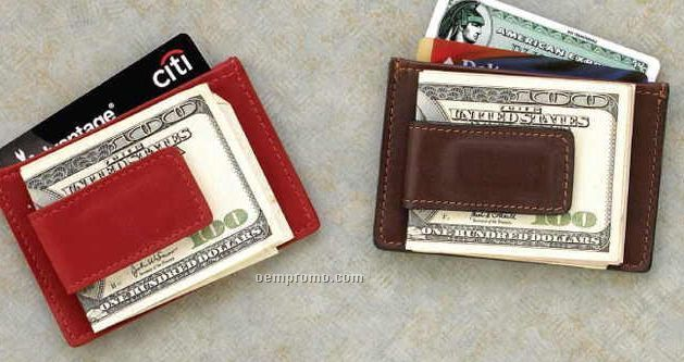 Money Clip Travel Wallet