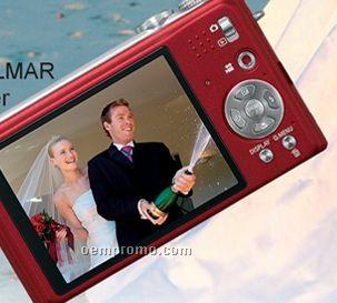 Panasonic Lumix 10.1 Megapixels Digital Camera / Avchd Life (Red)