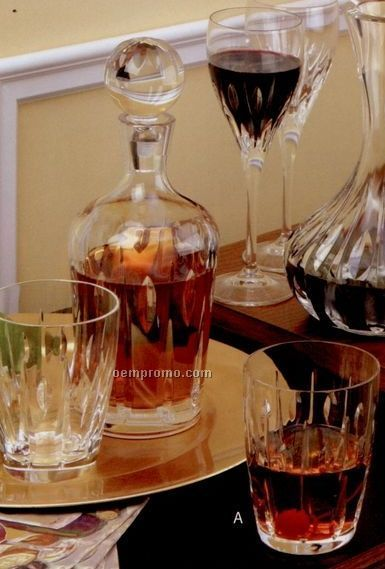 Waterford Marquis Sheridan Barware Collection - Decanter & 2 Dof Set