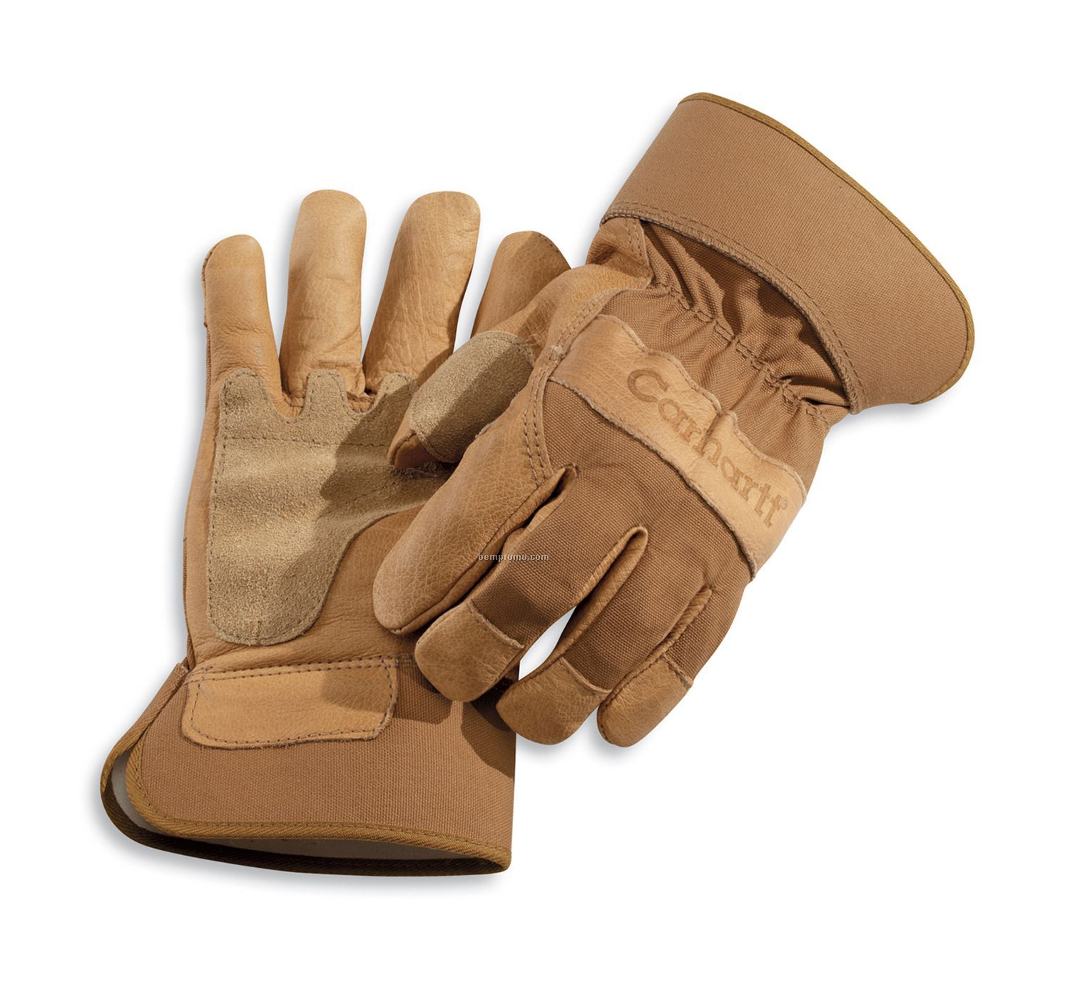 Mens leather insulated gloves -  Carhartt Leather Gloves Gloves Carhartt Insulated