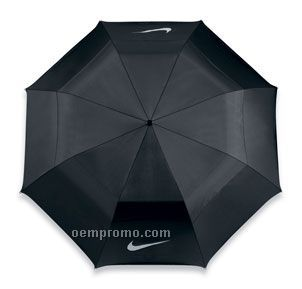 Double Canopy Collapsible Golf Umbrella