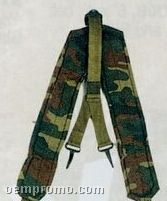 Camouflage Gi Style Military Y Lc-1 Suspenders