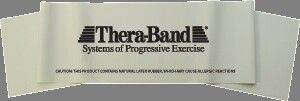 "Thera-band 4' X 5"" Exercise Band, Super Heavy"