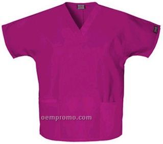 Unisex Two Pocket Top - Solid Color