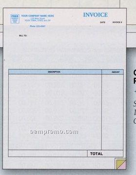 Classic Laser Professional Invoice (2 Part)