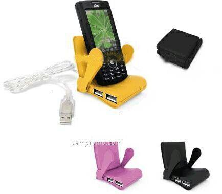 Mobile Stand USB Hubs