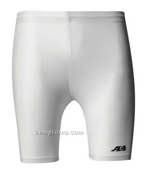 Nw5012 Women's Track Compression Short 6""