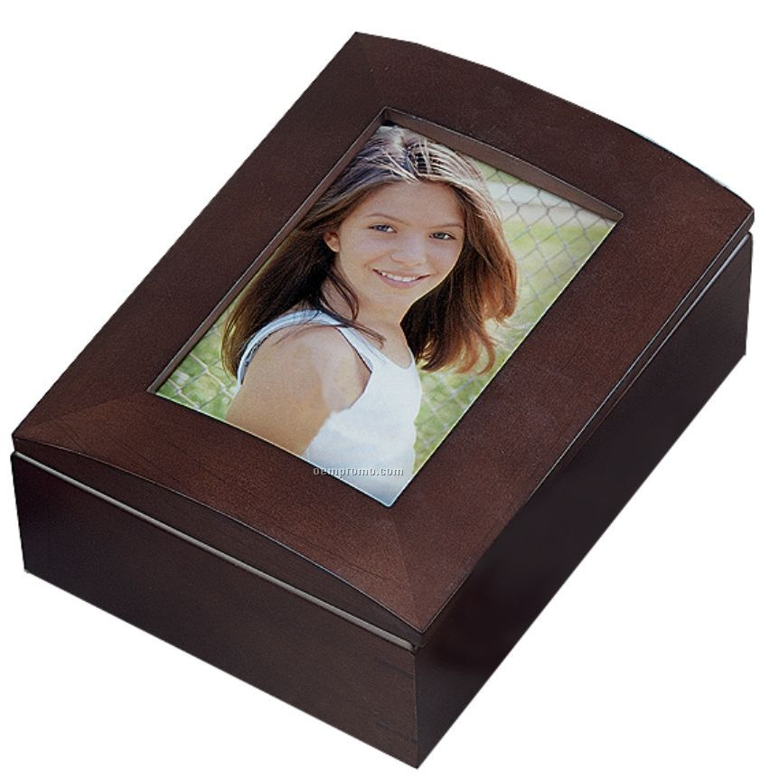 Photo box trinket box picture frame china wholesale for Application box decoration