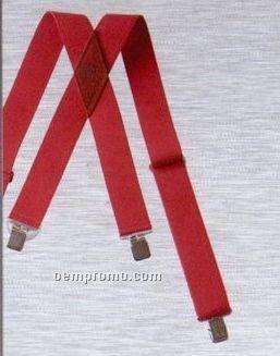 Big Bill Grip Suspenders
