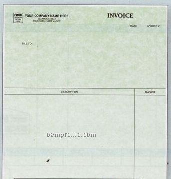 Classic Laser Professional Invoice (3 Part)