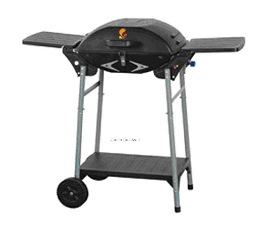 Standing Aero Gas Grill
