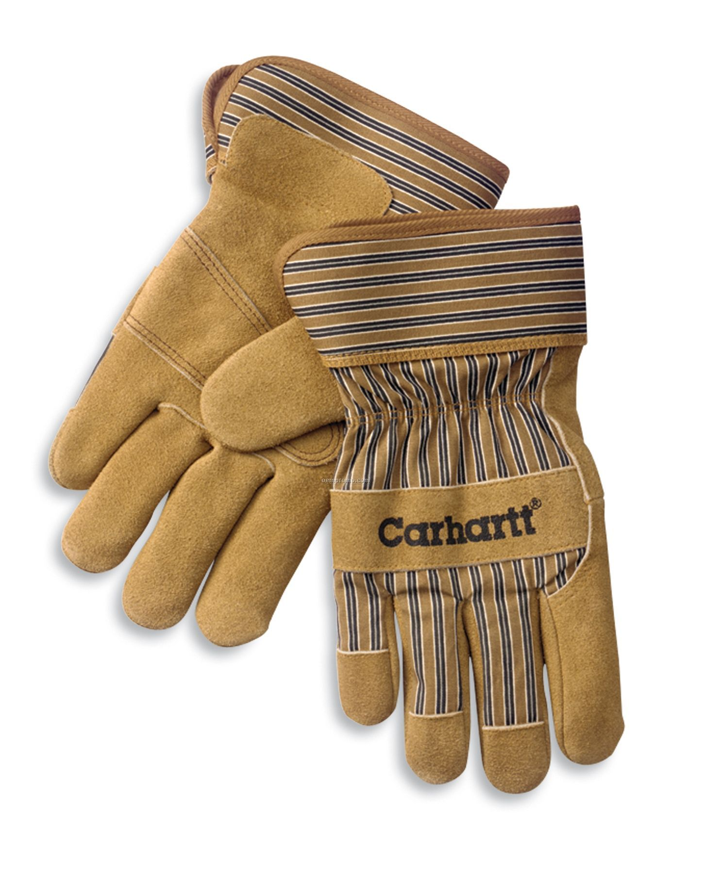 Carhartt Men's Insulated Leather Palm Gloves/ Suede Cowhide