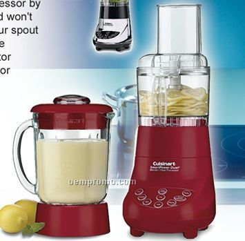 Cuisinart Smart Power Duet Blender / Food Processor