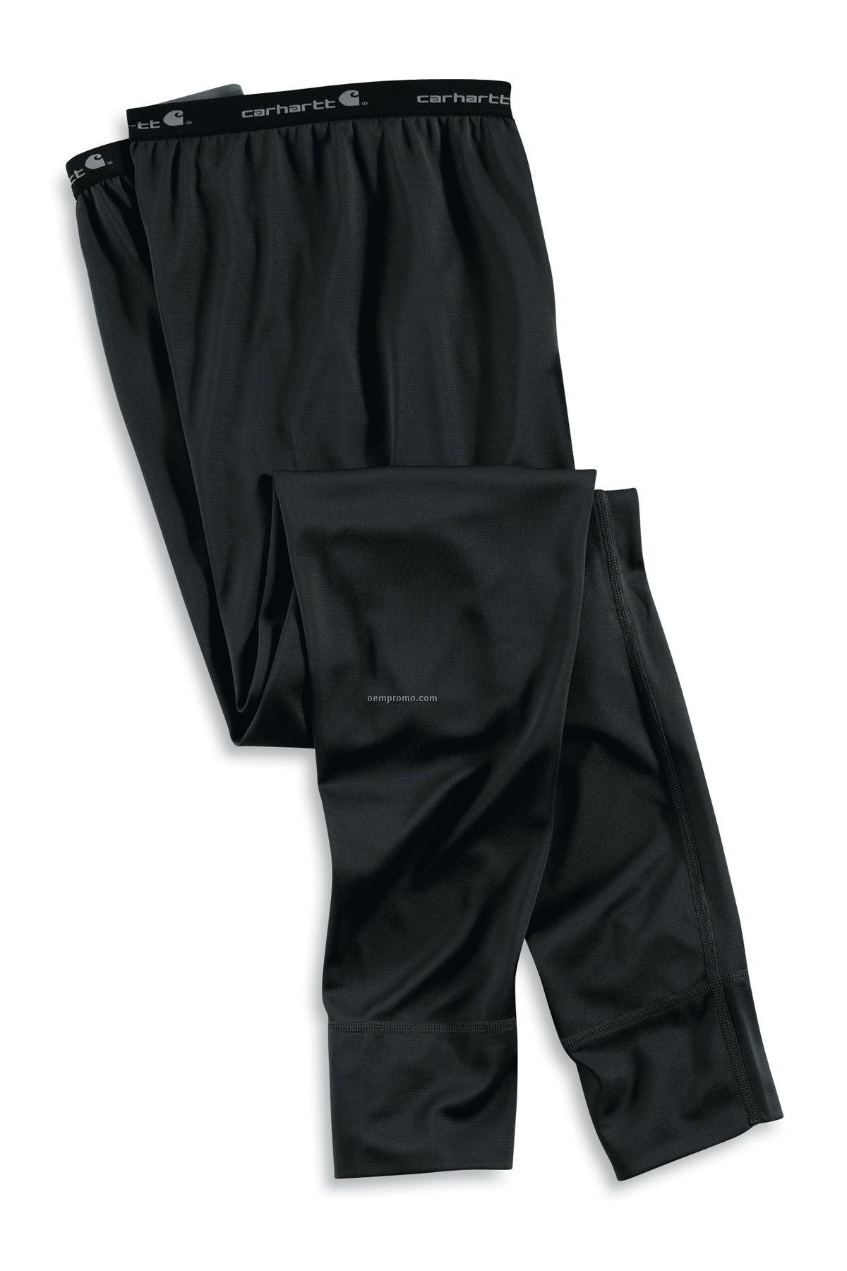 Carhartt Women's Lightweight Thermal Underwear Bottom W/Work Dry Base Layer