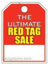 V-t Special Event Mirror Hang Tag (The Ultimate Red Tag Sale)