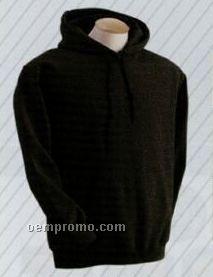 Custom Tackle Twill & Embroidered Hooded Sweatshirt