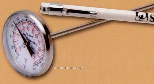 Durac III Dial Thermometer (0 To 220 Degree F Or -10 To 110 Degree C)