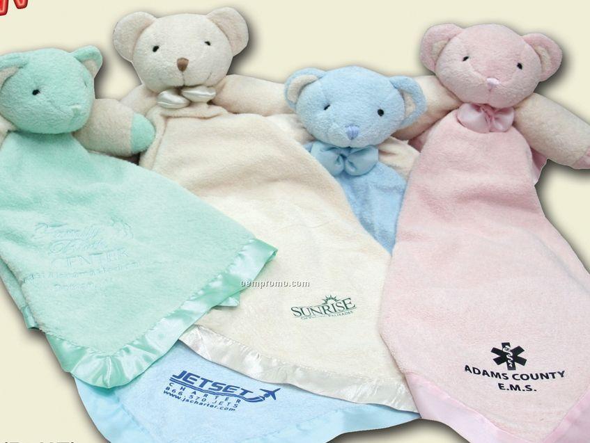 Stuffed Animal Baby Blanket Bear China Wholesale Stuffed Animal