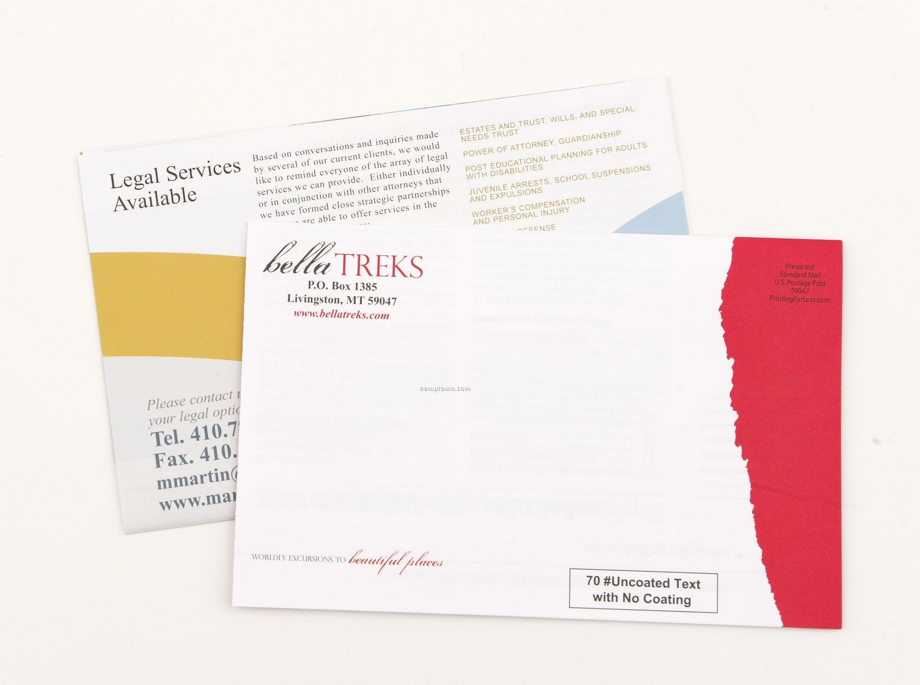 """Newsletter - 70 Lb. Uncoated Text/ 8.5""""X11"""" (Full Color/ Blank)"""