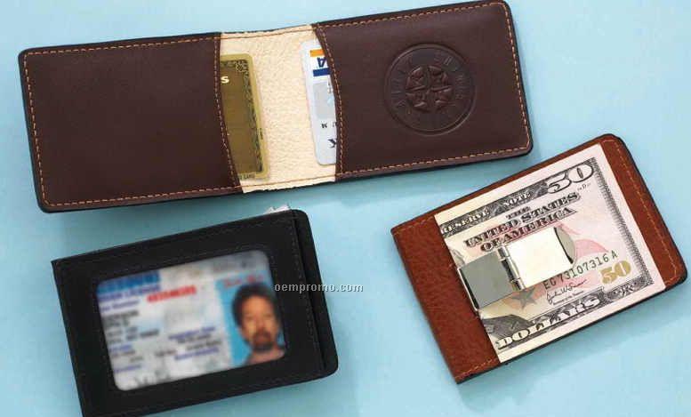 Sure-grip Money Clip Wallet
